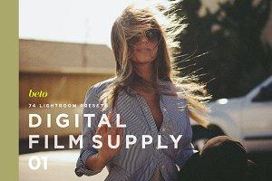 Digital Film Supply 01 - LR Presets