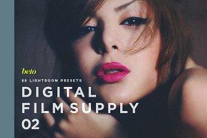 Digital Film Supply 02 - LR Presets
