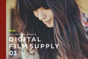 Digital Film Supply 03 - LR Presets