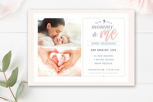 Mother's Day Mini Session Template