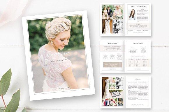Wedding Photography Magazine INDD