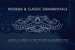 Modern & Classic Ornament Styles