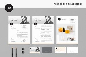 Resume + Business Cards