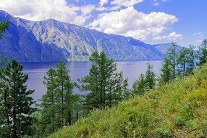 Altay landscape