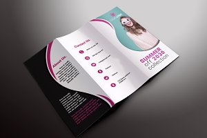 Fashion Tri-fold Brochures