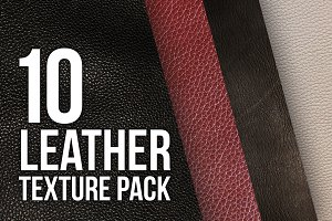 Leather - high quality texture pack