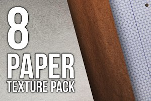 Paper and Notepad - HD Texture Pack