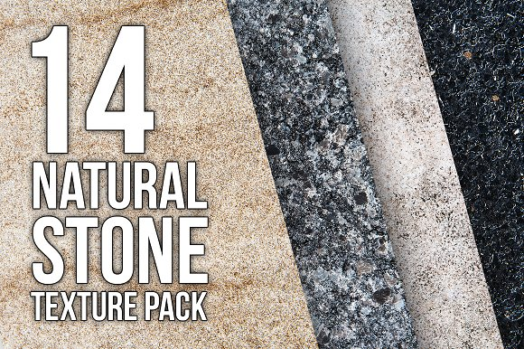 Natural Stone HD Texture Pack
