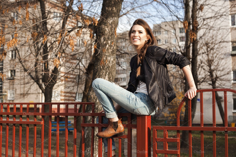 Naughty Young Girl  People Photos  Creative Market-6634