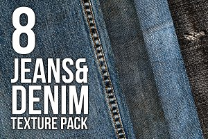 Jeans & Denim - HD Texture Pack