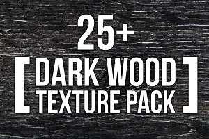 Dark & grey wood - HD Texture Pack