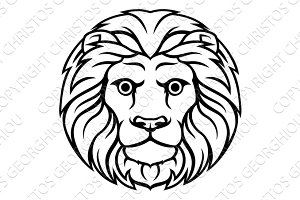 Leo Lion Zodiac Horoscope Sign