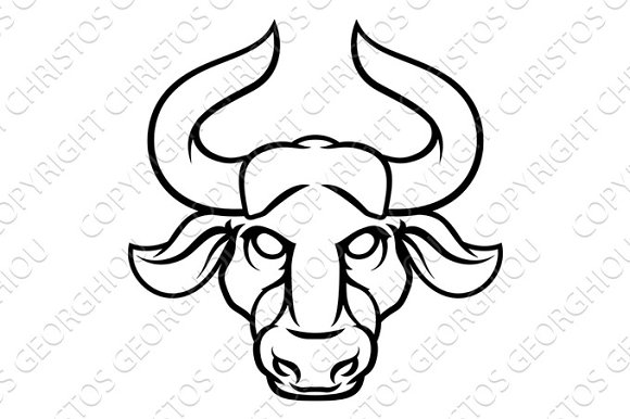 Taurus Bull Zodiac Horoscope Sign