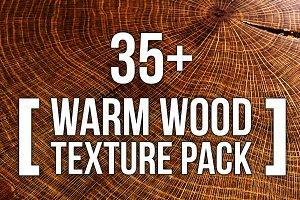Warm natural wood - HD Texture Pack