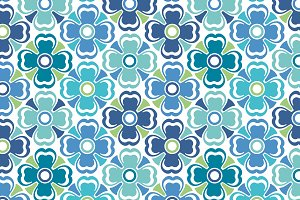 Clover Tile Pattern