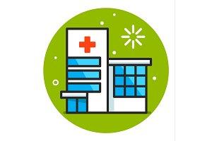 Hospital icon