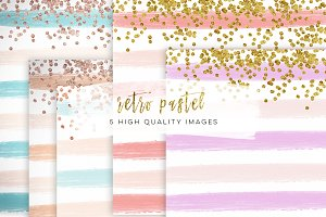 REAL Watercolour Digital Paper