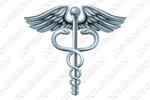 Caduceus Symbol