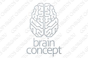 Brain Concept Top