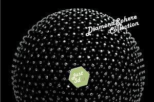Diamond sphere