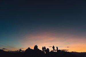 Lost Gulch Sunset