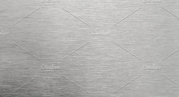 Steel Metal Texture Brushed