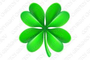 Four Leaf Clover Shamrock