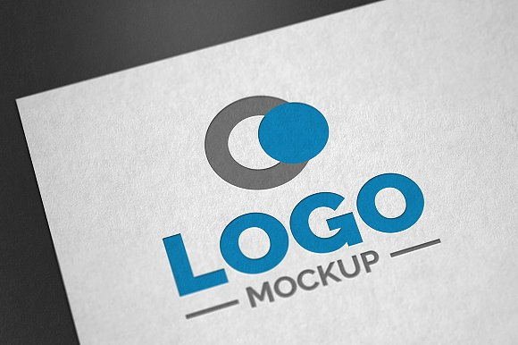 8 Photorealistic Logo Mockups 2