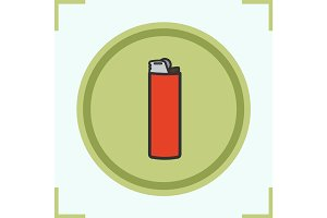 Lighter color icon