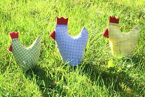 Chickens for Easter