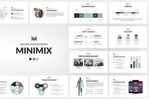 Minimix | Powerpoint Template