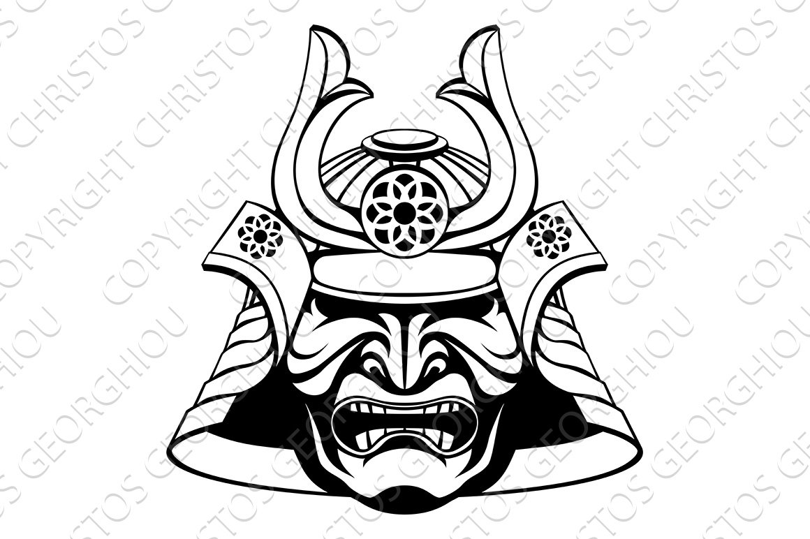 Three Hanging Voodoo Dolls 10981180 as well Royalty Free Stock Images Medieval Knight Black White Vector Illustration Image33883729 likewise 1413960 Stylised Samurai Mask further Seamless Pattern Of A Dog With A Spiked 18932358 likewise Cartoon Evil Old Man Face 17739218. on evil vector graphics