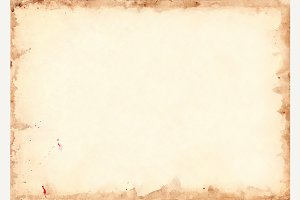 Grunge retro paper sheet background