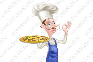 Pizza Chef Perfect Sign