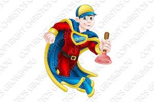 Plumber Super Hero