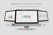 Monica Presentation Template