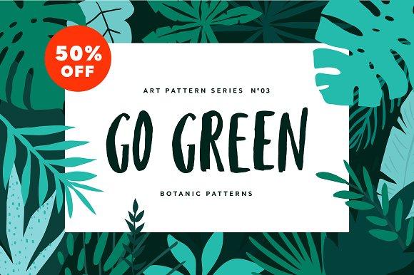 GO GREEN DESIGN PACK