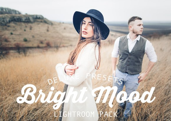 Bright Mood Lightroom Presets