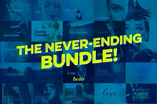 The Never Ending Bundle