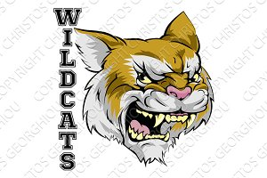 Wildcats Mascot