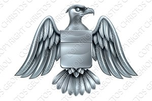 Imperial Eagle Shield Coat of Arms