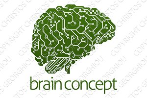 Electrical circuit board brain