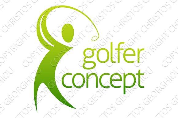 Golf Abstarct