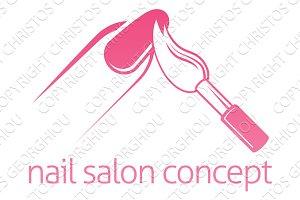 Nail Salon Concept