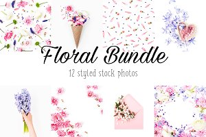 30% OFF! Floral Bundle