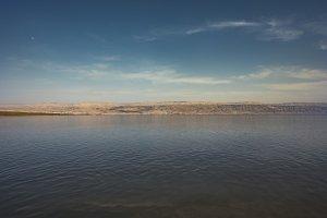 Dead Sea from Israel