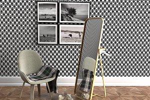 IKORNNES mirror by Ola Wihlborg