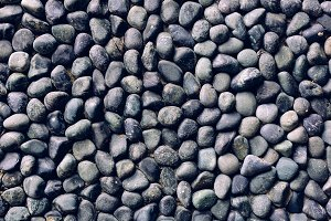 Rocks Stones texture background in vintage tone