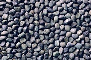 Rocks Stones texture background in vintage tone