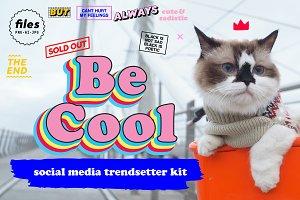 SOCIAL MEDIA TRENDSETTER KIT